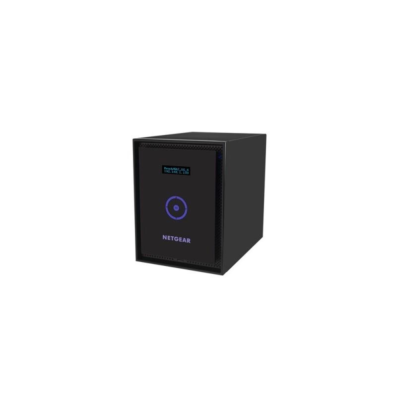 6TB (6x1TB) Netgear ReadyNAS 316