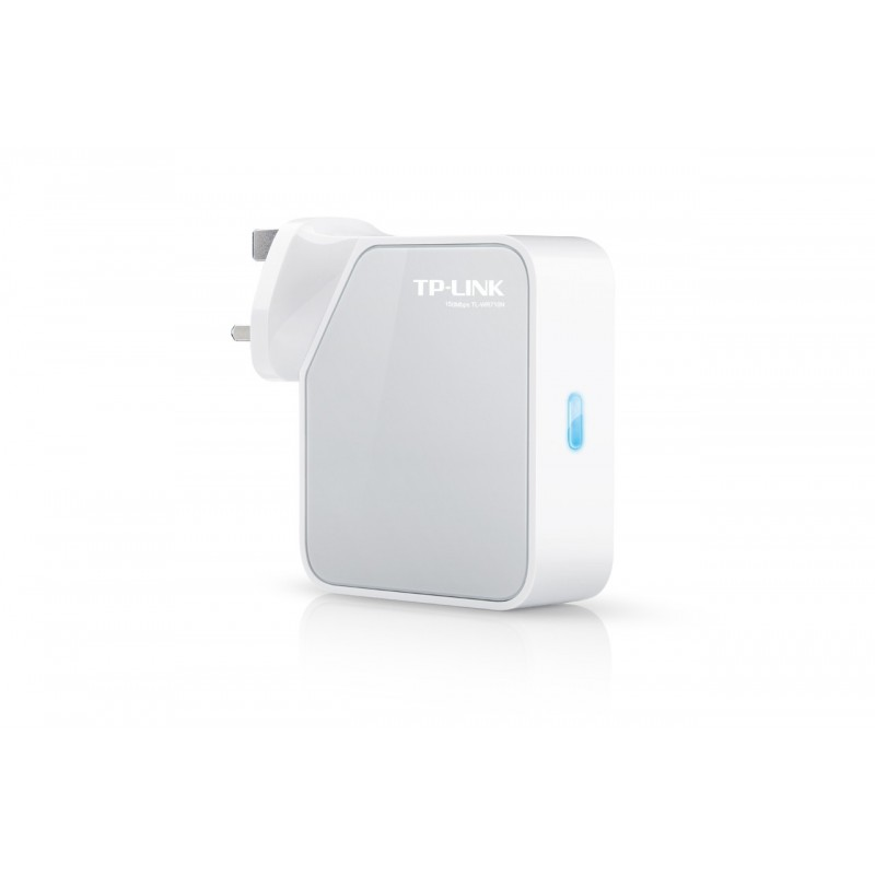 TP-Link TL-WR710N 150Mbps Wireless N Mini Pocket Router