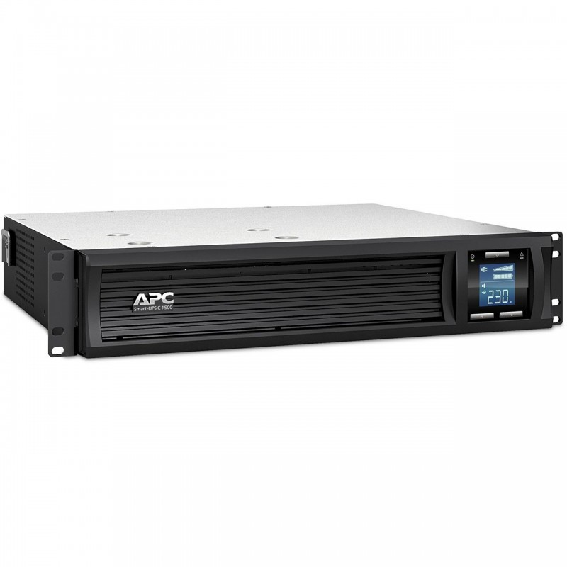 APC SMC1500I-2U Smart-UPS C 1000VA 2U Rack mountable LCD 230V
