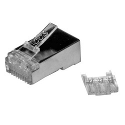 CCS Cat6a FTP RJ45 Plug - For Patch Cable