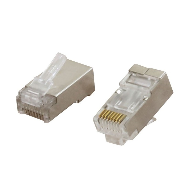 ccs cat6a ftp rj45 plug for core cable ccs cat6a ftp rj45 plug for core cable loading zoom