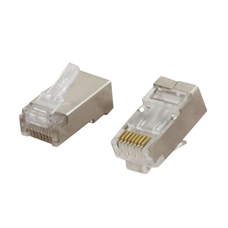 ccs cata ftp rj plug for core cable ccs cat6a ftp rj45 plug for core cable loading zoom
