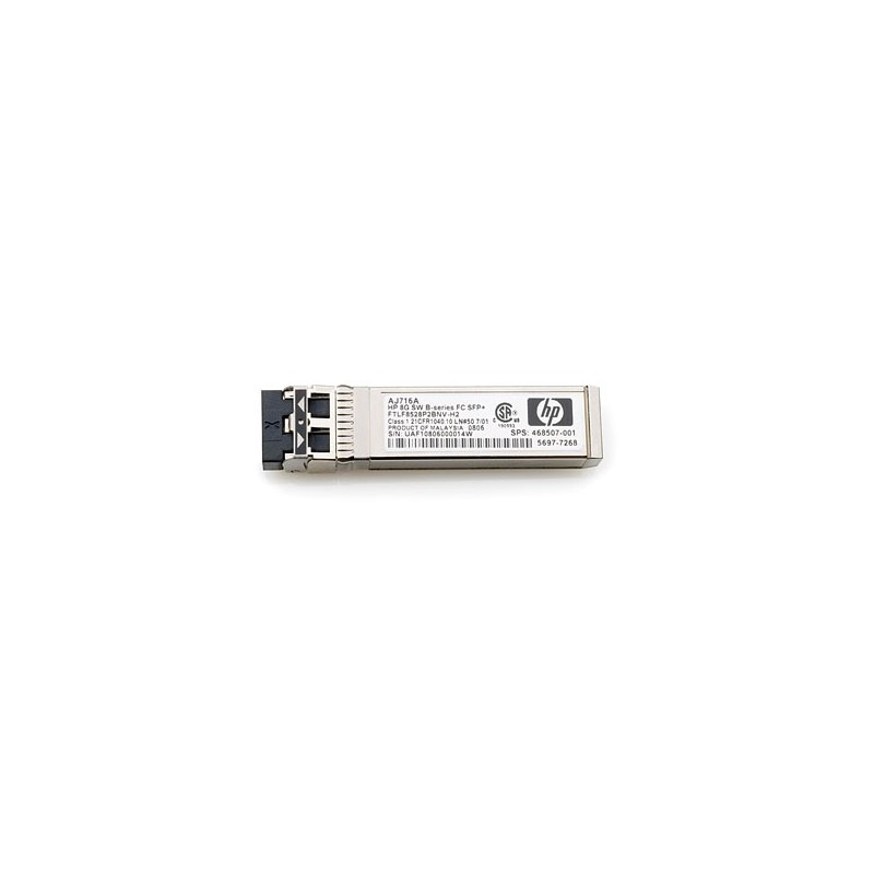 HP B-series 1Gb Ethernet Copper SFP Transceiver 1 Pack