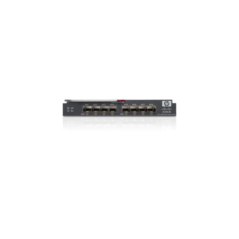 HP Cisco MDS 8/24c Fabric Switch for HP BladeSystem c-Class