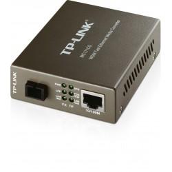 TP-LINK 10/100Mbps WDM Media Converter