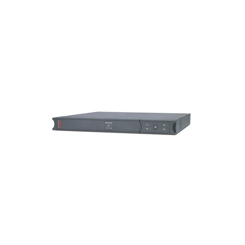 APC SC450RMI1U Smart-UPS SC 450VA 230V - 1U Rackmount/Tower