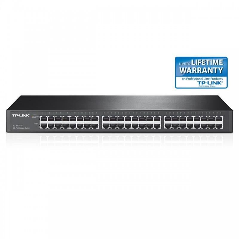 TP-LINK TL-SG1048 48-Port Gigabit Switch