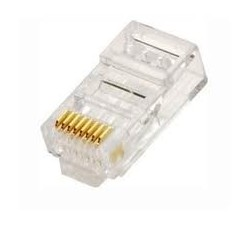 AMP Cat5e UTP RJ45 Plug