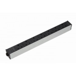 UK Socket / IEC C14 Plug Rack PDU