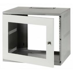 6u 300mm Deep Wall Mounted Network Cabinet