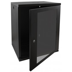 15u 550mm Deep Wall Mounted Data Cabinet