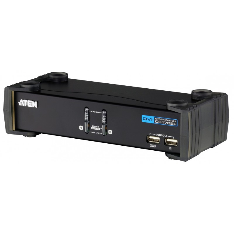 Aten CS1762A USB 2.0 DVI KVMP™ Switch