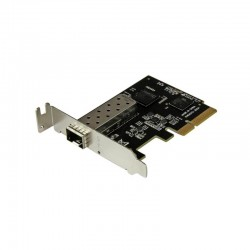StarTech.com PCI Express 10 Gigabit Ethernet Fiber Network Card w/ Open SFP+ - PCIe x4 10Gb NIC SFP+ Adapter