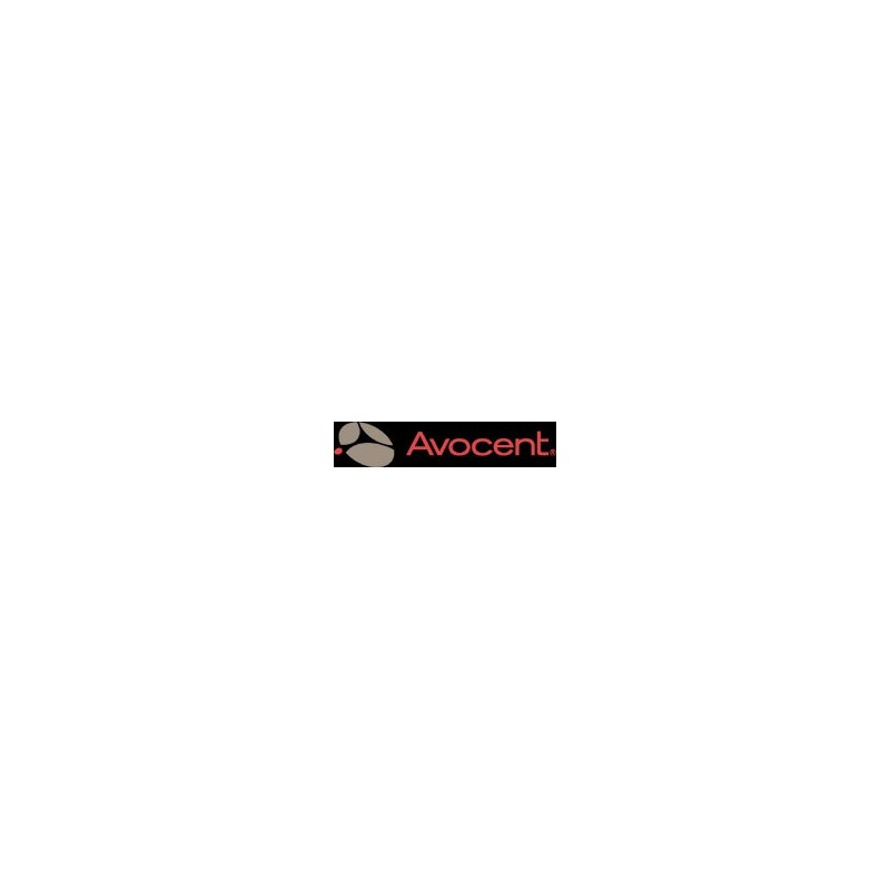 Avocent 32-Bit Card Bus 100Base-FX Multi-Mode Network Card