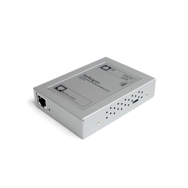 StarTech.com  POESPLT100 PoE adapter & injector