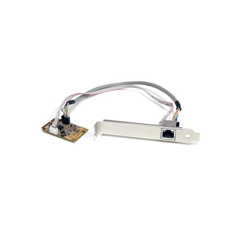 StarTech.com  Mini PCI Express/Gigabit Ethernet
