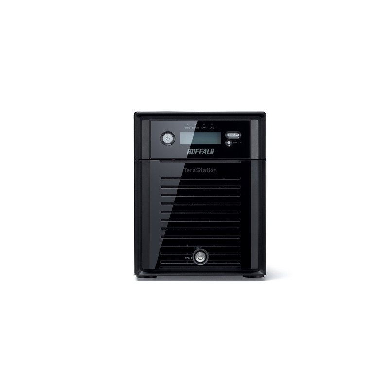 Buffalo TeraStation 5400DRW2 Windows Storage Server 2012 R2 8TB