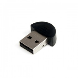 StarTech.com Mini USB Bluetooth 2.1 Adapter - Class 2 EDR Wireless Network Adapter