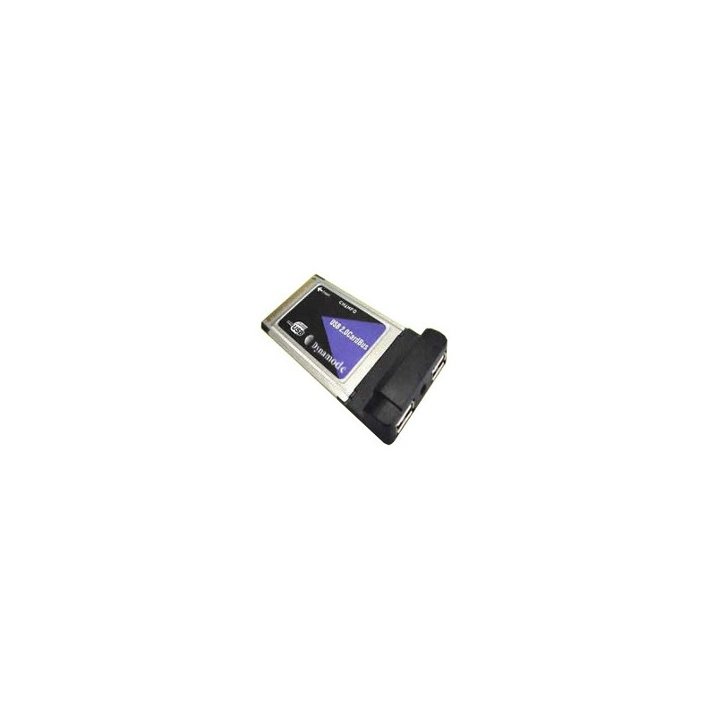 Dynamode  2 Port Firewire PCMCIA Adapter