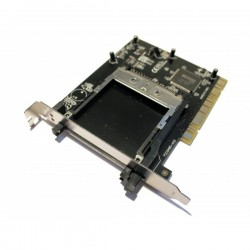 Dynamode PCI PCMCIA interface adapter