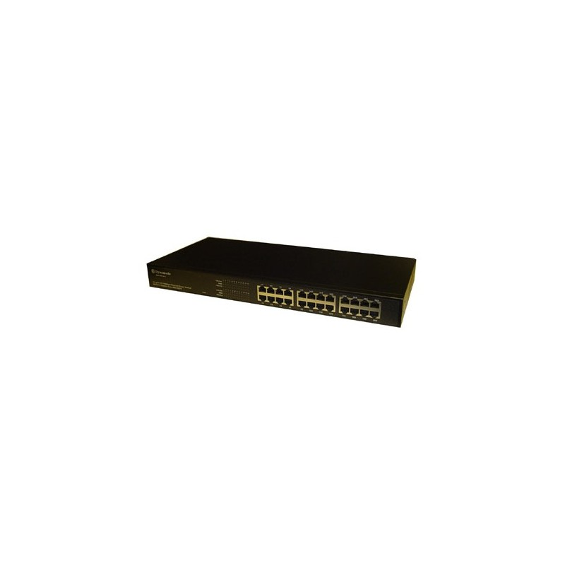 Dynamode 24 Port 10/100 Rackmount Switch