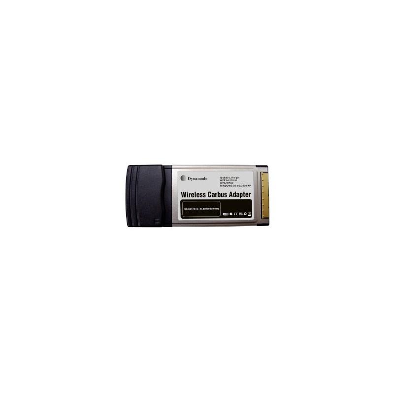 Dynamode Wireless 802.11N PCMCIA Adapter