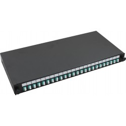 LC Fibre Patch Panel