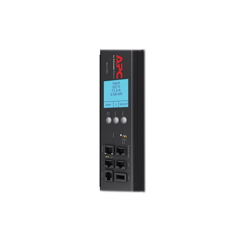 APC Metered-by-Outlet Rack PDU AP8659EU3