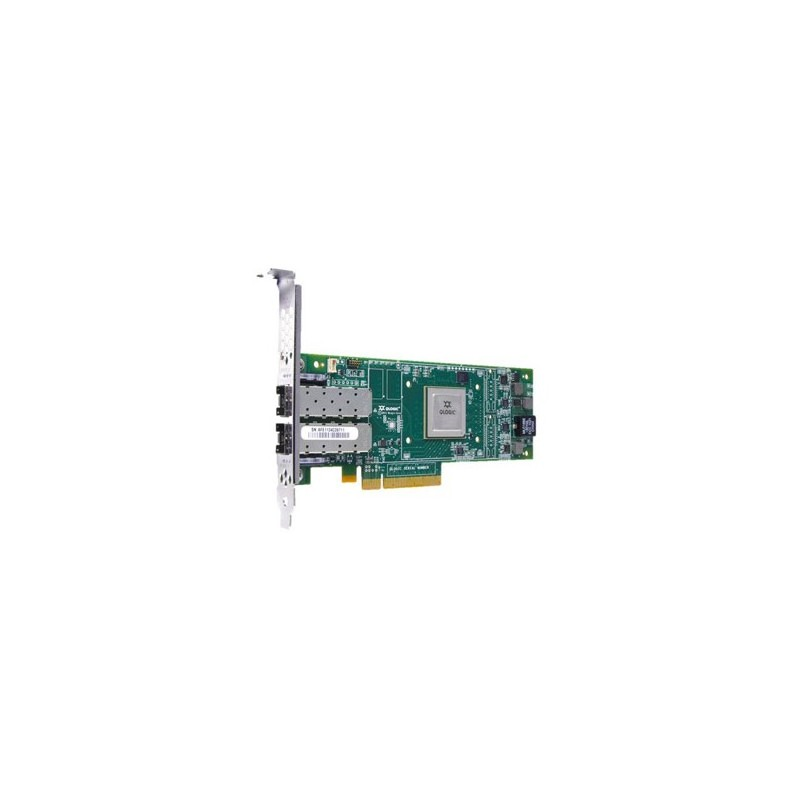 HP StoreFabric SN1000Q 16GB 2-port PCIe Fibre Channel Host Bus Adapter