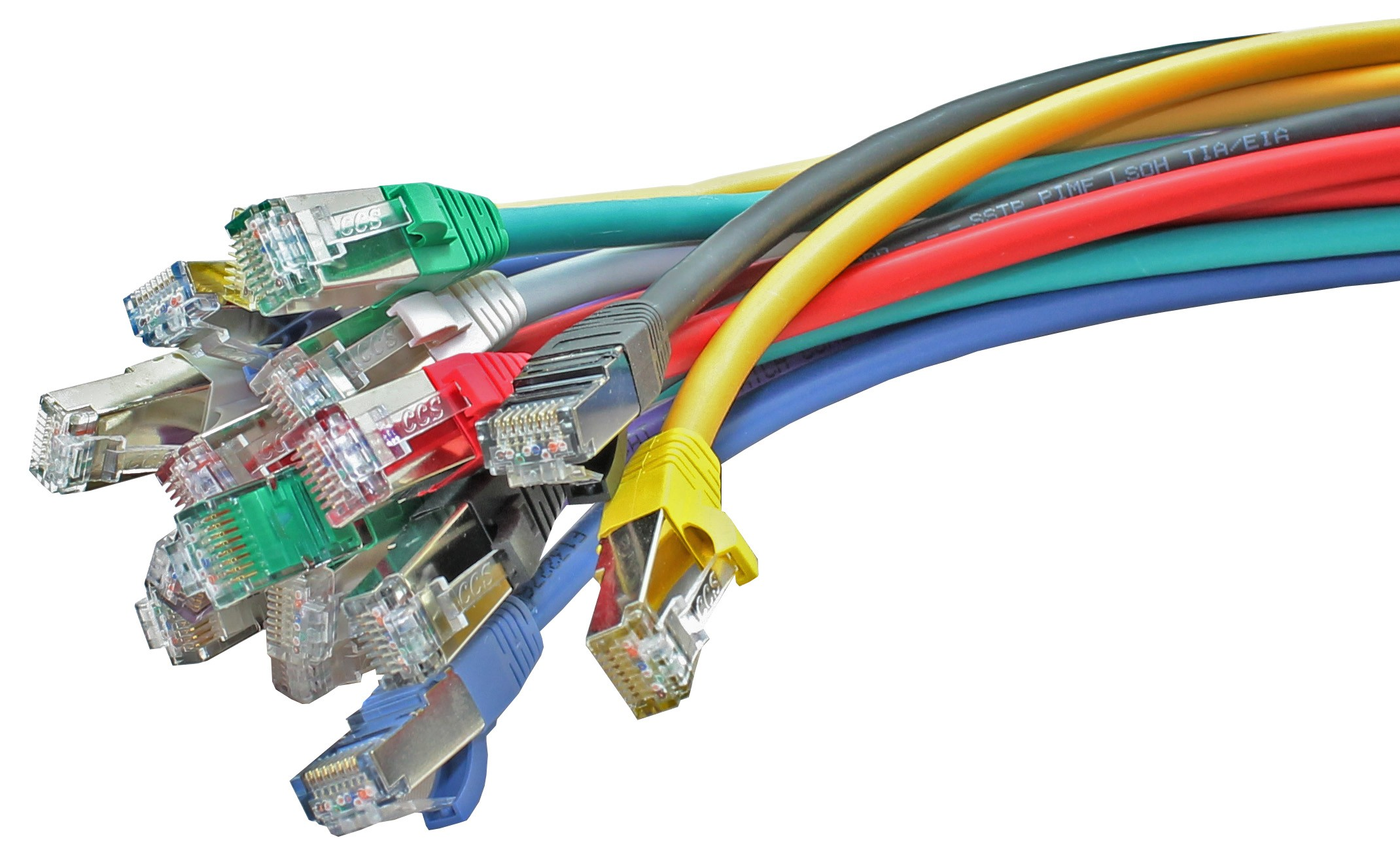 Cat5e Ethernet Cables Rj45 Wiring