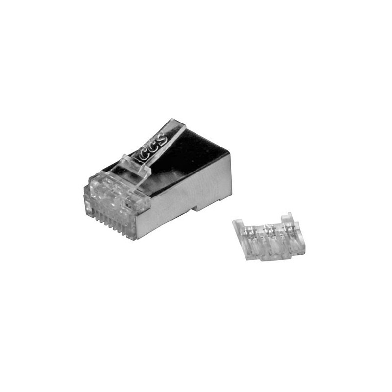 CCS Cat6a FTP RJ45 Plug for Patch Cable