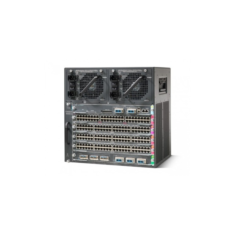 Cisco WS-C4506-E network chassis