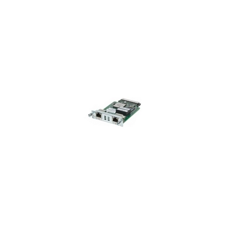 Cisco HWIC-2CE1T1-PRI switch component