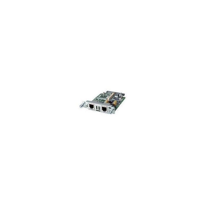 Cisco 1-port Analog Modem Interface card