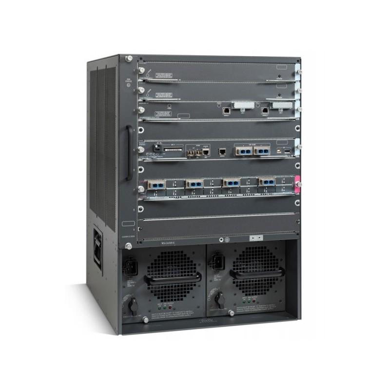 Cisco WS-C6509-E network chassis