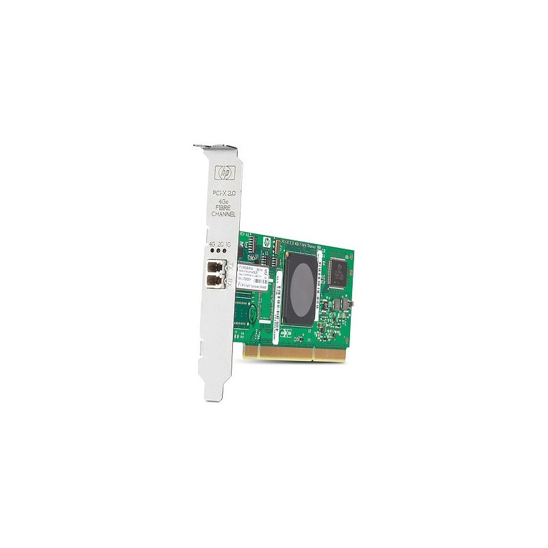 HP 8Gb 1-port PCIe Fibre Channel Host Bus Adapter
