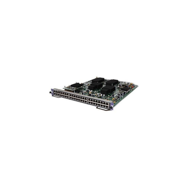 HP 12500 48-port Gig-T LEB Module