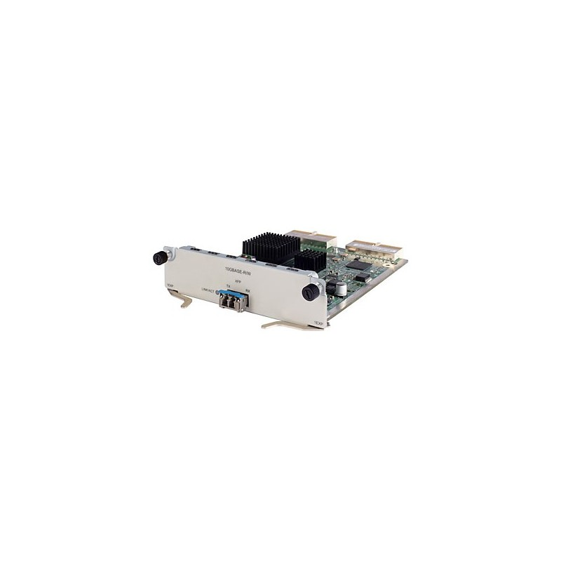 HP 6600 1-port 10GbE XFP HIM Router Module