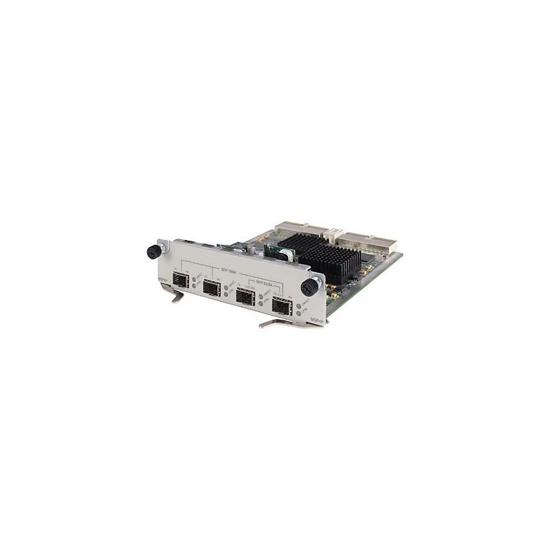 HP 6600 4-port OC-3 / 2-port OC-12 POS HIM Router Module