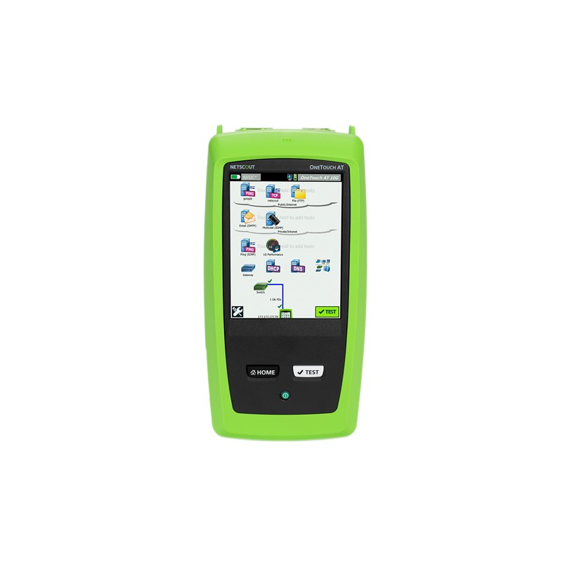 Netscout OneTouch AT 10G Ethernet Tester