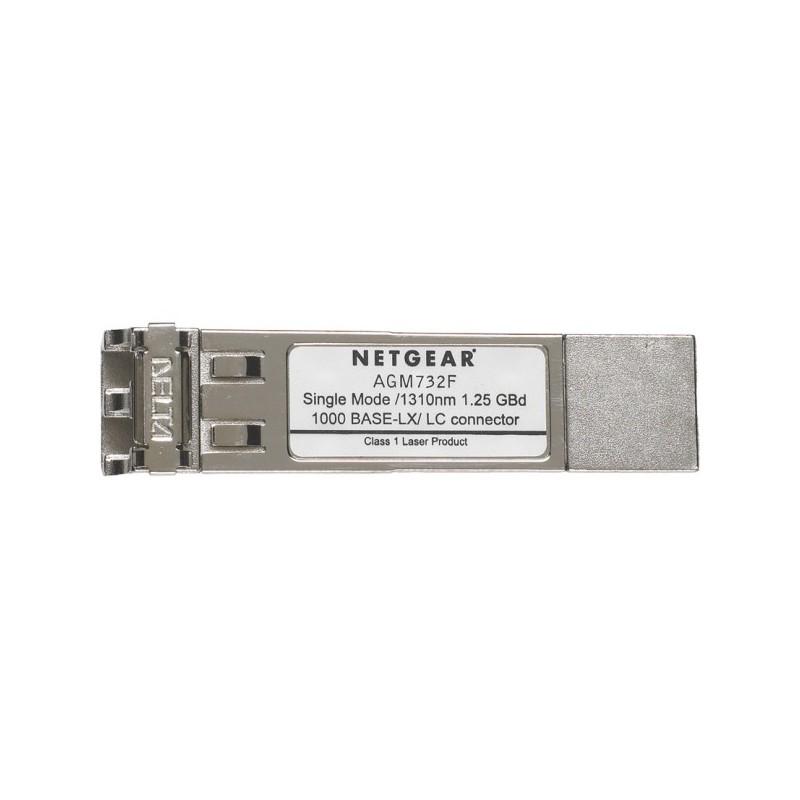 Netgear AGM732F Singlemode Gigabit 1000Base-LX (LC) SFP GBIC Module