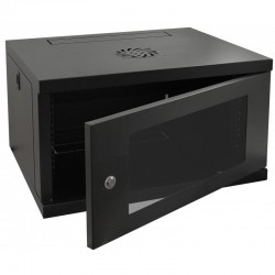 RackyRax 550mm Deep Wall Mounted Data Cabinet