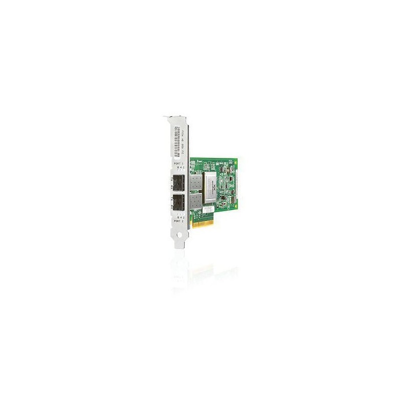 HP 82Q 8Gb Dual Port PCIe Fibre Channel Host Bus Adapter