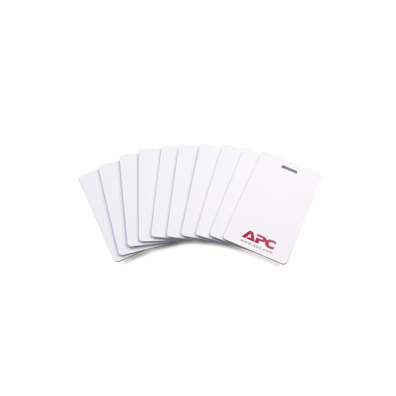 APC  NetBotz HID Proximity Cards - 10 Pack