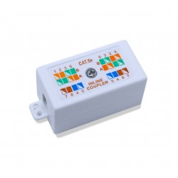 Cat5e Inline IDC Coupler Box