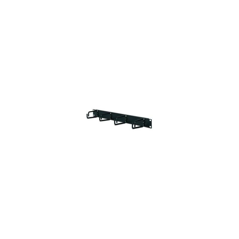 APC Netshelter 1u Horizonta Cable Organizer Black