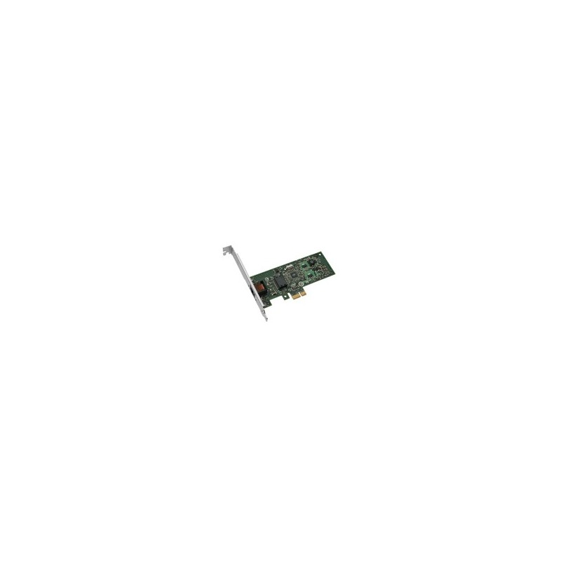 Intel Gigabit CT Desktop Adapter PCI-express - Bulk packed 20-Pack