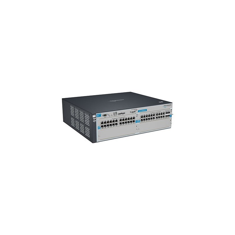 HP E4204-44G-4SFP vl Switch