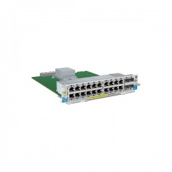 Hewlett Packard Enterprise 20-port 10/100/1000 PoE+/4-port Mini-GBIC