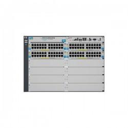 Hewlett Packard Enterprise E5412-92G-PoE+/4G-SFP v2 zl w/PS